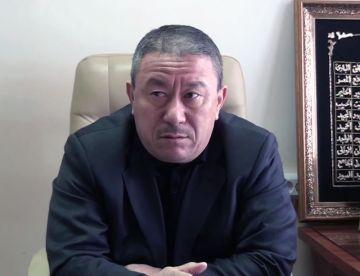 директор стадиона Куралбек Укшебаев