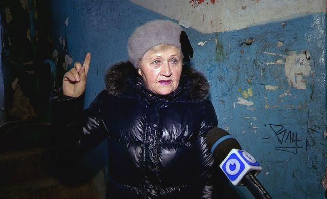 Клара Розаева, пенсионерка