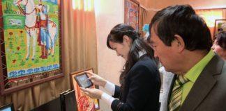 Выставка работ выдающегося художника проходит в Шымкенте