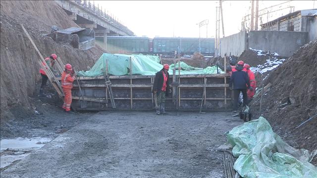 Мост по улице Капал батыра в Шымкенте будет реконструирован