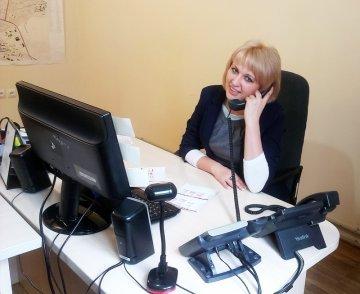 Директор филиала крупнейшего кабельного оператора Казахстана АЛМА-ТВ Галина Бахилина