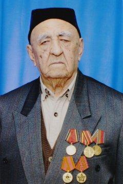 Махмуд Асханов