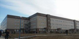 Городская детская больница №1 в микрорайоне Асар открыла свои двери для первых пациентов