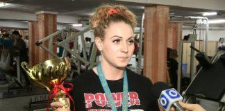 Два мировых рекорда у Шымкентских тяжелоатлетов