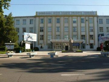 Здание бывшего КазХТИ