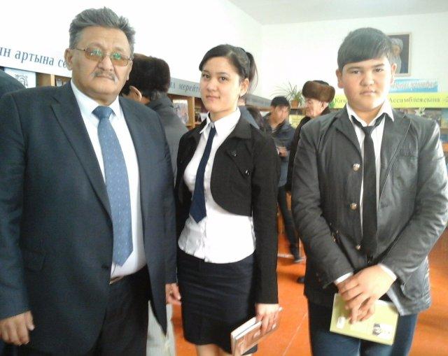 Ассамблея народа Казахстана - 20лет