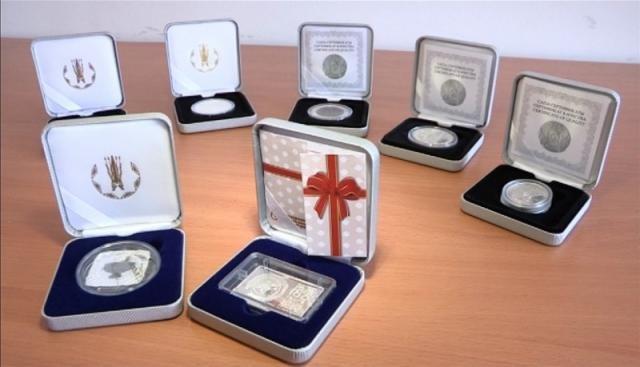 Шесть новых памятных монет появились в филиале Национального банка ЮКО