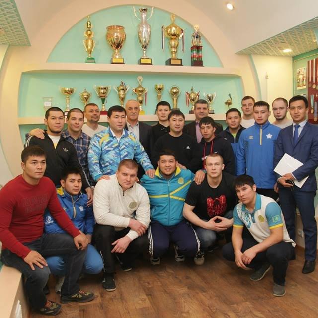 Встреча с командой Легендарного ИЛЬИ ИЛЬИНА в ЮКГУ!!!