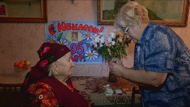 Самые главные в жизни заслуги - медали, труженица тыла Екатерина Титова демонстрирует крайне редко