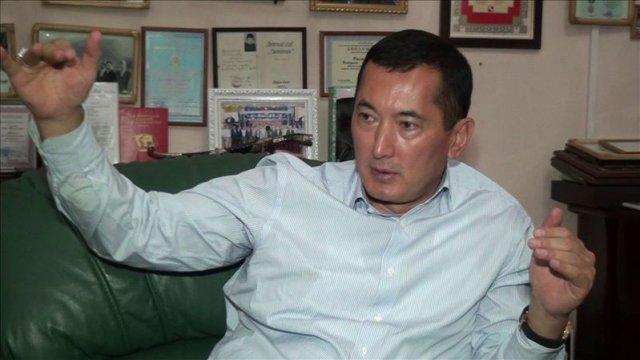 Кайрат Сапарбаев