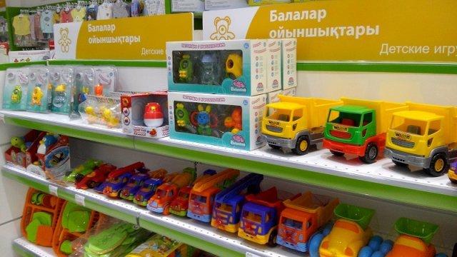 Уникальность супермаркета здоровья в том, что товары максимально приближены к покупателю