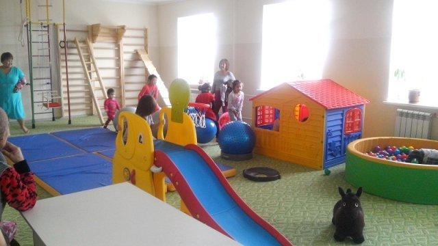 В корпусах появились кабинет Монтессори, тренажерный и реабилитационный залы, которые чаще всего открывают в санаториях