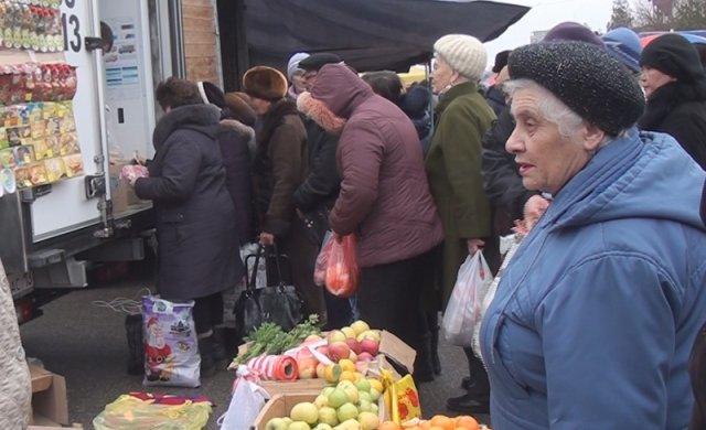 Очередная ярмарка сельхозтоваров на площади Аль-Фараби ценами не удивила