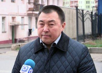 Малик Абдинуров, заместитель акима Енбекшинского района