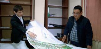 Алматинские архитекторы предложили план реконструкции Шымкента