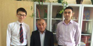 Назарбаев Интеллектуальной школе физико-математического направления второй год