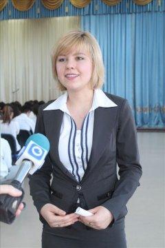 Любовь Сергеевна Кацубинская, учитель русского языка и литературы