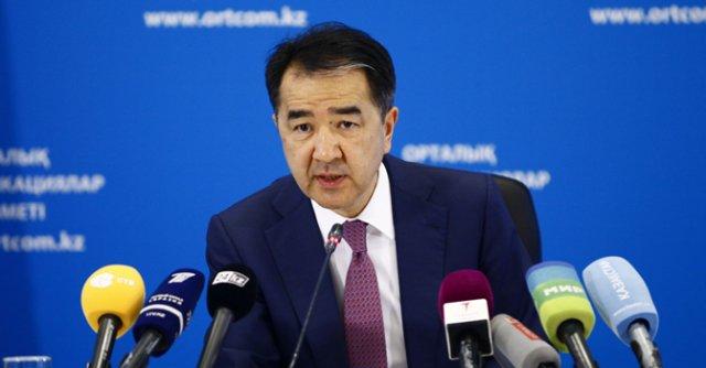 Первый заместитель Премьер-министра Республики Казахстан Бакытжан Сагинтаев с рабочим визитом прибыл в ЮКО
