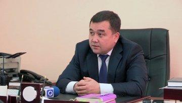 Ерболат Нарбаев, начальник отдела по правам интеллектуальной собственности ДЮ ЮКО