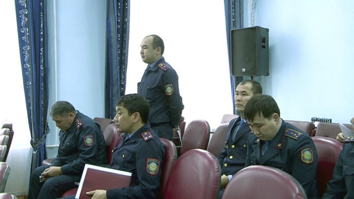 В Южно-Казахстанском филиале партии