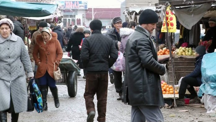 Новый базар в Туркестане не может дождаться открытия