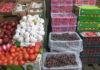 Местные овощи в Шымкенте в дефиците