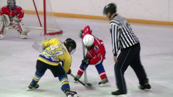 В Шымкенте завершился чемпионат Казахстана по хоккею среди детей