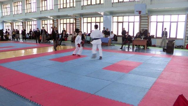 Завершился чемпионат ЮКО по каратэ до среди кадетов и юниоров