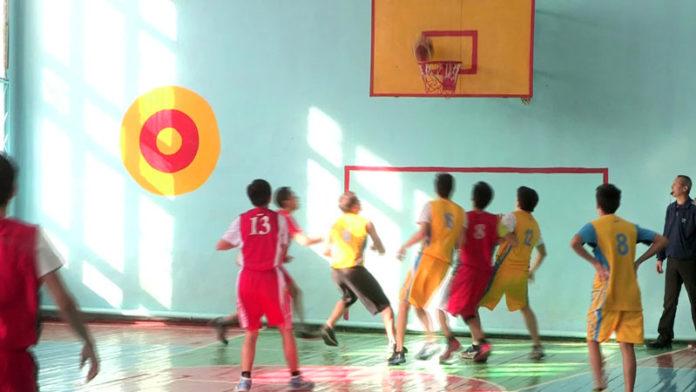 Школьная спартакиада по баскетболу завершилась в Шымкенте