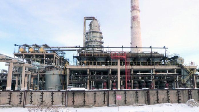 В Шымкенте полным ходом идет реконструкция и модернизация НПЗ.