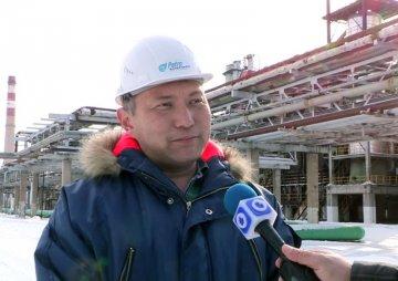 В Шымкенте полным ходом идет реконструкция и модернизация НПЗ