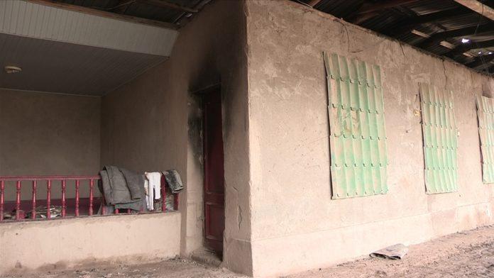 Еще одна семья в Шымкенте осталась без крыши над головой