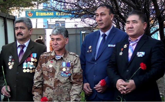 Воины-интернационалисты просят поддержки у государства