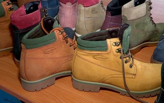 Лекала и образцы на 400 видов обуви уже закуплены у турецких партнёров