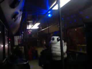 Автобус с настроением