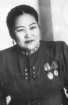 Жамал Омарова
