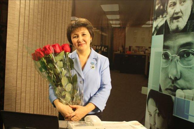 Зауре Оралбаева