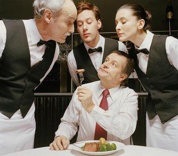 Если официант обещал, что супчик будет готов через 15 минут, а принес его через час, вы вправе отказаться от блюда или заплатить меньше