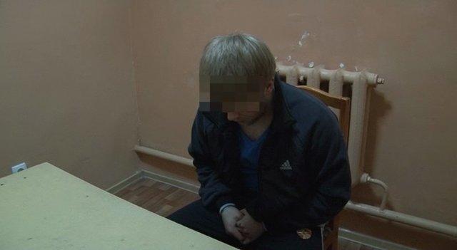 24-летний подозреваемый