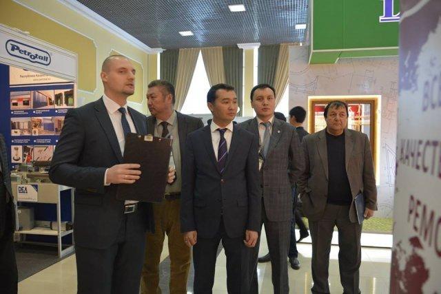 В Шымкенте проходит международная выставка «Shymkent Build — 2015»