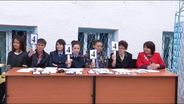 Организовать конкурс красоты закрытого режима, в этом году, удалось благодаря поддержки колледжа №5
