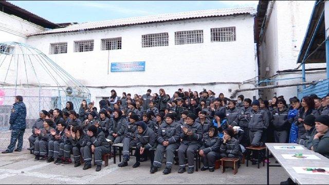 В исправительной части 167/4 отбывают наказание более 200 женщин со всего Казахстана