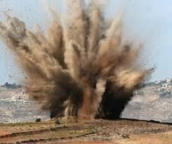 """Боеприпасы были уничтожены на полигоне  """"Актас"""""""