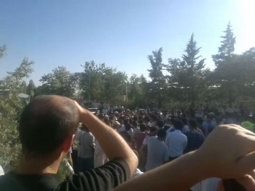 Беспорядки в Карамурте в августе 2014 г.