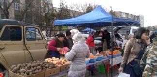 Сельскохозяйственная ярмарка на площади Аль-Фараби, теперь будет работать два дня