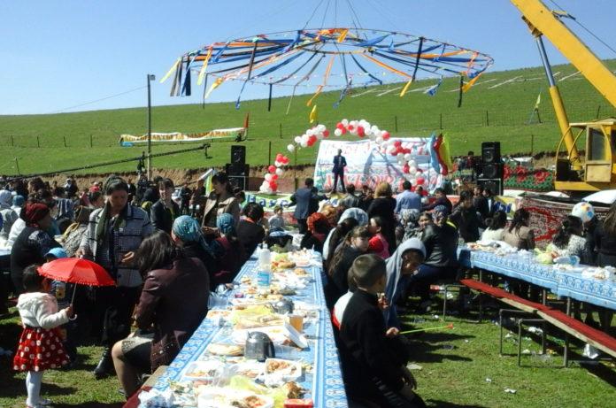 В Иланбузгане превосходно прошел праздник Наурыз