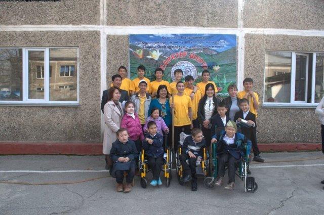 Фото Кайрат Карибаев, методист станции юный туристов ЮКО.