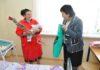 В преддверии празднования Наурыза, роженицы ОПЦ №4 принимают подарки