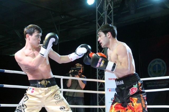 Саттибаев и Рабаданов дрались в весовой категории до 52-х килограммов
