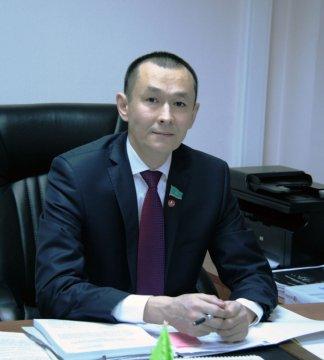 Айкын КОНУРОВ, депутат Мажилиса Парламента РК